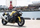 BMW Motorrad K1200R – 技量を問わないマシン性能