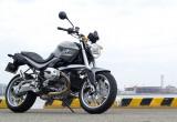 BMW Motorrad R1200R – ポジションの良さはBMWイチ