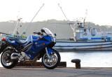 BMW Motorrad F800ST – バイクが手の内にある感覚