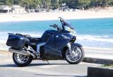 """BMW Motorrad K1200GT – 落ち着いた雰囲気を持つ""""オトナ""""のバイク"""