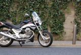モトグッツィ Breva750 – 400cc並の軽量&コンパクトさ