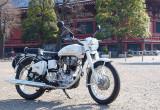 ロイヤルエンフィールド BULLET 350 Type S – ノスタルジックな仕様のバイク