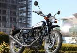 カワサキ 250TR – シンプルなデザインの中にこだわりがキラリと光る