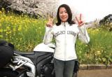 Rei with ホンダ CBR600RR