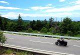 国道299号線 麦草峠