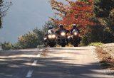 オンロードバイクは楽しみがいっぱい!