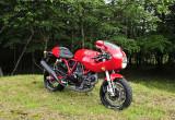 ドゥカティ スポルト1000S – ノスタルジックなスポーツバイク