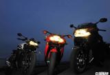 BMW Motorrad K1300GT, K1300S, K1300R