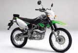 Kawasaki KLX125 発表!