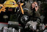 ヨシムラ製キットで楽しむ4ミニ・エンジンチューニング