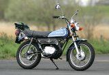 【Page8】参加バイクをチェック「YAMAHA MINI GT80 1972」