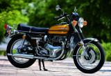 カワサキ 650RS W3 1973