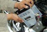カスタムジャパン プロセレクトバッテリー(PSB033)&バッテリードライバー