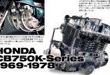 絶版フラッグシップの誘惑 ~ホンダCB750Kシリーズ1969-1978 ~