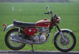 ホンダ CB750 Four 1969