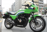 カワサキ GPZ400F