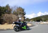最新モデル試乗速報 カワサキ Ninja ZX-6R