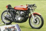 絶版フラッグシップの誘惑 ~ホンダ CB750R(CR750) 1970~