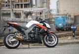 最新モデル試乗速報 カワサキ Z1000