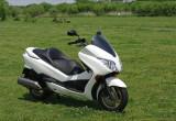 最新モデル試乗速報 ホンダ フォルツァZ ABS