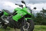カワサキ ニンジャ400R – 400ccフルカウルモデルが復活