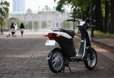 ヤマハ EC-03 – ヤマハが提案する未来の2輪