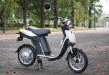 最新モデル試乗速報 ヤマハ EC-03