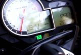 BMW Motorrad S1000RR Instrument Panel
