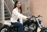 KEIKO with ハーレーダビッドソン XL1200C