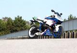 BMW Motorrad HP2 Sport Limited Edition – レーサースペックの装備に限定色が追加