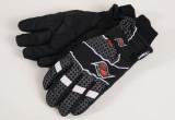 厳冬期のライディングにも着用できる、防寒性と操作性を重視したウインターグローブ