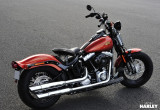 ハーレーダビッドソン FLSTSB SOFTAIL Cross Bones