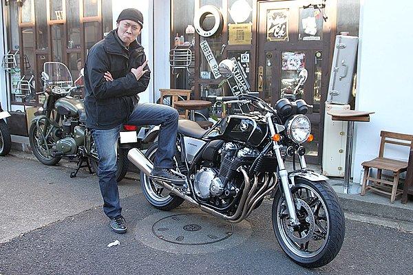 ファッションチェック 2011年4月編 ファッション講座 バイク