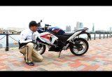 やさしいバイク解説:ホンダ CBR250R
