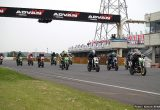 KawasakiCS2グループ主催 スーパーバイカーズミニレース第2戦 in 筑波コース1000