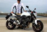 やさしいバイク解説:ヤマハ FZ1