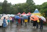 雨でも元気に楽しみます!第28回 BASE CAMP ENDURO CUP