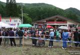 2011 JNCC 第3戦は人気の「ジョニエルG 爺ガ岳」