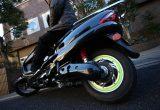 第1回 電動バイクがやってきた「TERRA MOTORS SEED」