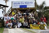 房総半島南端で被災地支援チャリティーツーリング 『Ride for Earth』 開催!!
