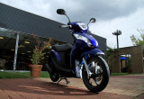 ホンダ Dio110 – 走りも価格もちょうどいいスクーター