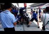 【Suzuka 8 hours 2011】 BMW Motorrad France_pitwork-1