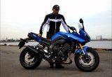 やさしいバイク解説:ヤマハ Fazer8