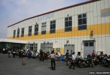 神奈川のオートバイ販売店グループ主催のライディングスクール