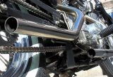HIDEMO original dragpipe exhaust