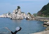 白崎海洋公園ツーリング