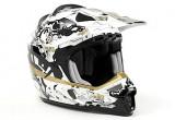 オフロードヘルメット選びの注意点はありますか?