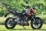 KTM 125 DUKE – 新世代のコンパクトスポーツバイク