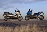 BMW Motorrad C600Sport/C650GT – BMW Motorad 初のメガスクーター
