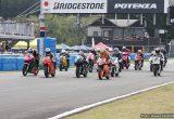 2012 Battlax 青木ノブアツ杯 ハルナ ミニバイクレース Rd.2